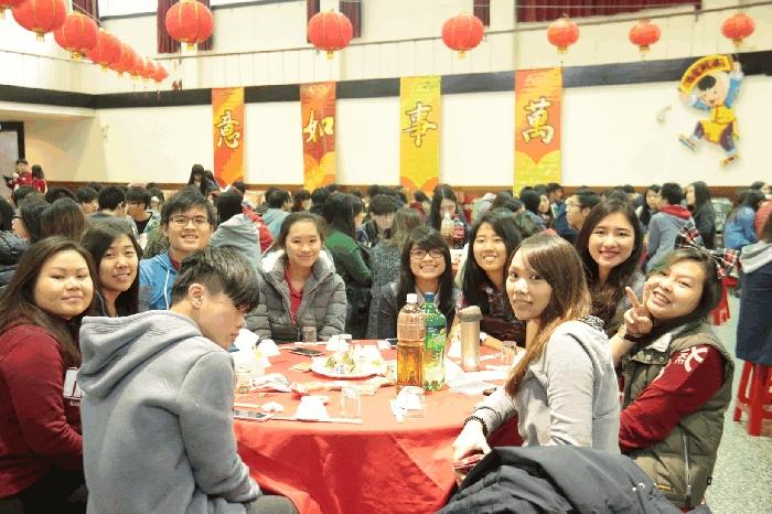 僑陸生春節祭祖暨聯歡餐會