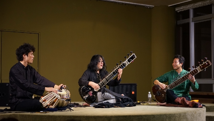 【表演系列】光樂亮音-印度西塔琴和塔布拉鼓之夜